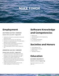 Professional Resume Electrical Engineering Sample Resume Electrical Engineer Fresher