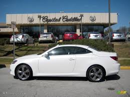 white lexus 2010 2010 starfire white pearl lexus is 250c convertible 47291998
