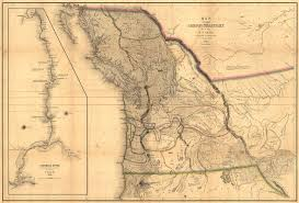 Map Of The Northwest File Pacific Northwest Jpg Wikimedia Commons
