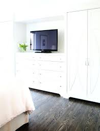 beds with televisions built in bed frame with built in tv stand