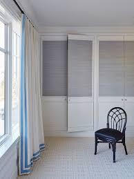 blue grasscloth wallpaper design ideas