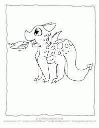 cartoon dragon coloring sheets echo u0027s free dragon coloring pages