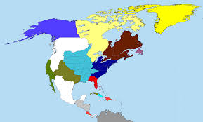 Map Of North America And Europe by Map Continuation Xiii Z New Europe North America Page 3