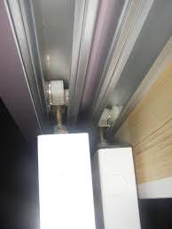 Mirror Closet Door Repair Sliding Door Track Roller New Decoration Simplest To Install