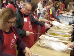you can help with the salvation army thanksgiving dinner news 12 now