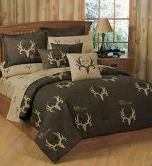 Bedroom Sets Queen Amazon Com Bone Collector Bed In A Bag Set Queen Home U0026 Kitchen