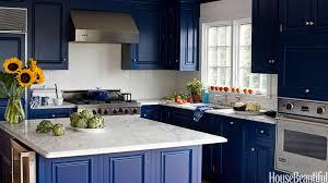 Wallpaper Design For Kitchen Blue Kitchens Lightandwiregallery Com