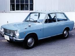 curbside classic 1972 datsun 1200 u2013 two door sedan size xs