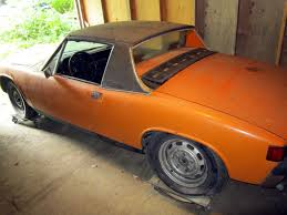 porsche 914 v8 big little project 1970 porsche 914 6
