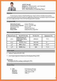cv format for mca freshers pdf files best resume format for freshers awesome resume format for fresher