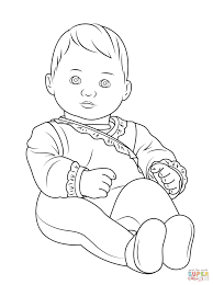free printable baby shower coloring pages az coloring pages baby