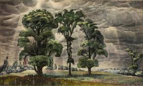 the three trees collection burchfield penney center