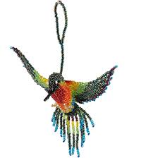 flying hummingbird ornament ten thousand villages canada