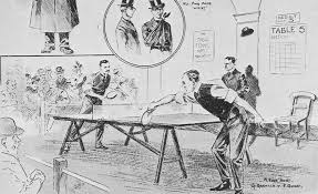table tennis games tournament who invented table tennis and where did it originate liberty