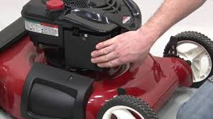 briggs u0026 stratton tune up your push lawn mower engine youtube
