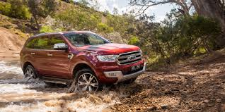 2016 Ford Everest How Does Terrain Management System Tms Work In The Ford Everest