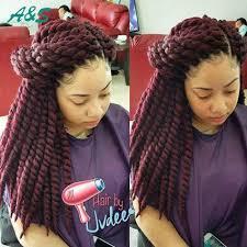 ombre senegalese twists braiding hair color red bug 1b bug blue senegalese twist hair synthetic crochet