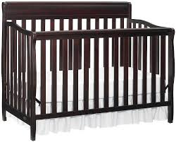 Lajobi Convertible Crib Lajobi Graco Stanton 4 In 1 Convertible Crib Classic Cherry