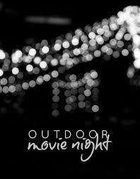 8 best advertising your outdoor movie event images on pinterest