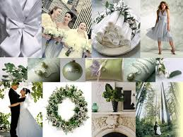and silver wedding classic wedding color palettes from to winter everafterguide