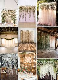 wedding backdrop ideas 2017 30 unique and breathtaking wedding backdrop ideas backdrops