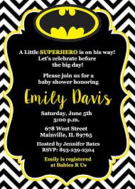 Batman Baby Shower Decorations Best 25 Baby Invitations Ideas On Pinterest Baby Shower