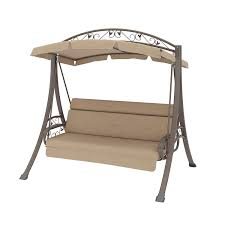 amazon com corliving pnt 803 s nantucket patio swing with arched
