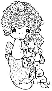 coloring pages doll precious moments coloring pages