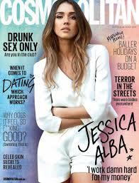 cosmopolitan jessica alba cosmopolitan australia july 2017 celebrity