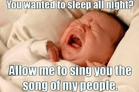 Baby Memes For New Moms - sleep