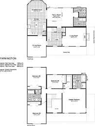2 story home plans 2 story mobile home floor plans home plan