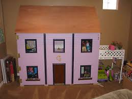 18 Doll House Plans Free by American Dollhouse 18