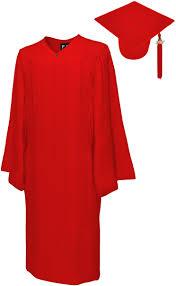 cap and gown for graduation matte cap gown graduation set rs4251465613571