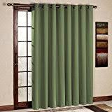 amazon com green draperies u0026 curtains window treatments home