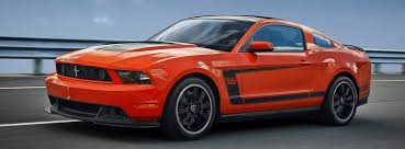 Mustang Boss 302 Black And Red With A Name Like Boss You U0027d Better Deliver U2014 The History Of The