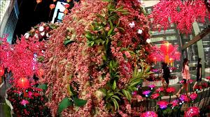 chinese new year beautiful decoration pavilion 2016 youtube