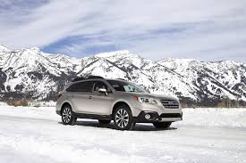 blue subaru outback 2017 the ruggedly handsome 2017 subaru outback goes from off road to