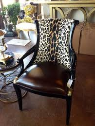 Leopard Armchair Love My Leopard Chair High End Furniture Leopard Chair Leopards