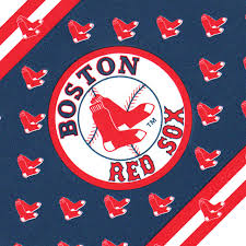 Boston Red Sox Home Decor Mlb Baseball Boston Red Sox Accent Wallpaper Border Roll