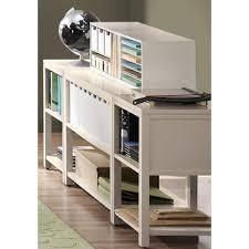 martha stewart living craft space 21 in w storage console picket