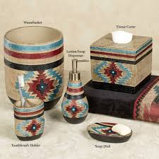 santa fe southwest bath accessories by veratex
