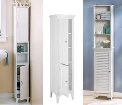 Narrow Cabinet Bathroom by Tall Narrow Cabinet There Are Not Many Options To Place Cabinets
