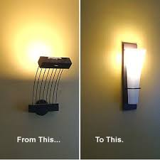 Wall Sconce Light Fixture How To Install A Wall Light Fixture