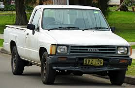toyota hilux 2 4 1983 auto images and specification