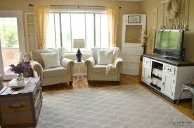 open layout modern farmhouse living room decor living room