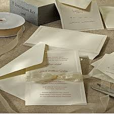 Pocket Invitation Kits Personalized Wedding Invitations Exclusively Weddings