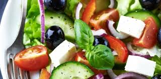 cuisine grecque traditionnelle salade grecque traditionnelle aux fourneaux