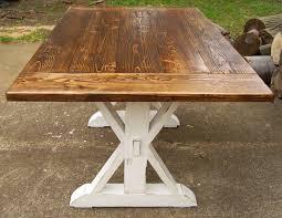 reclaimed farmhouse table ideas