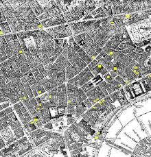 London Maps London U0027s West End Theatreland Maps