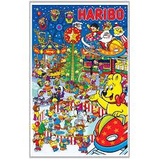 haribo advent calendar advent calendars b m
